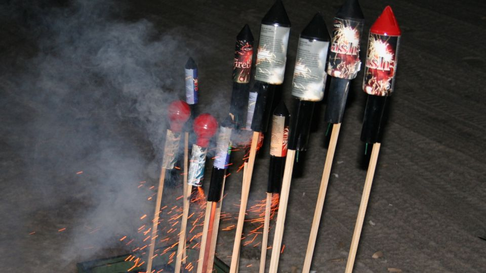 Rockets for the Silvester / New Years Eve © echonet.at / rv