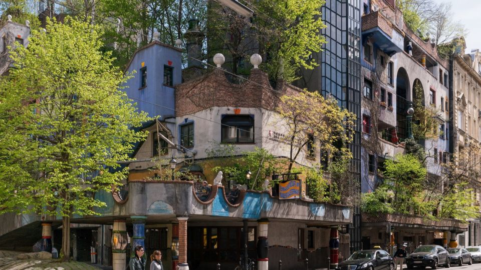Hundertwasser House Vienna © Picture: Thomas Ledl - Own Work, CC-BY-SA 4.0